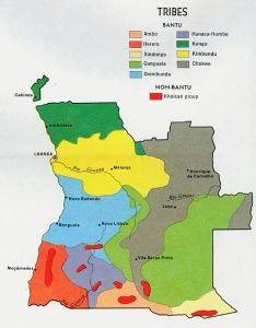 Angola tribes