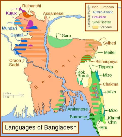 Bangladesh languages
