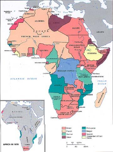 Africa 1900
