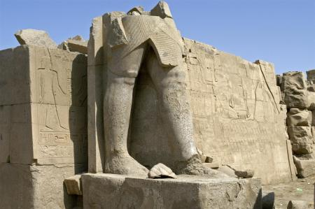 ozymandias as Mubarak