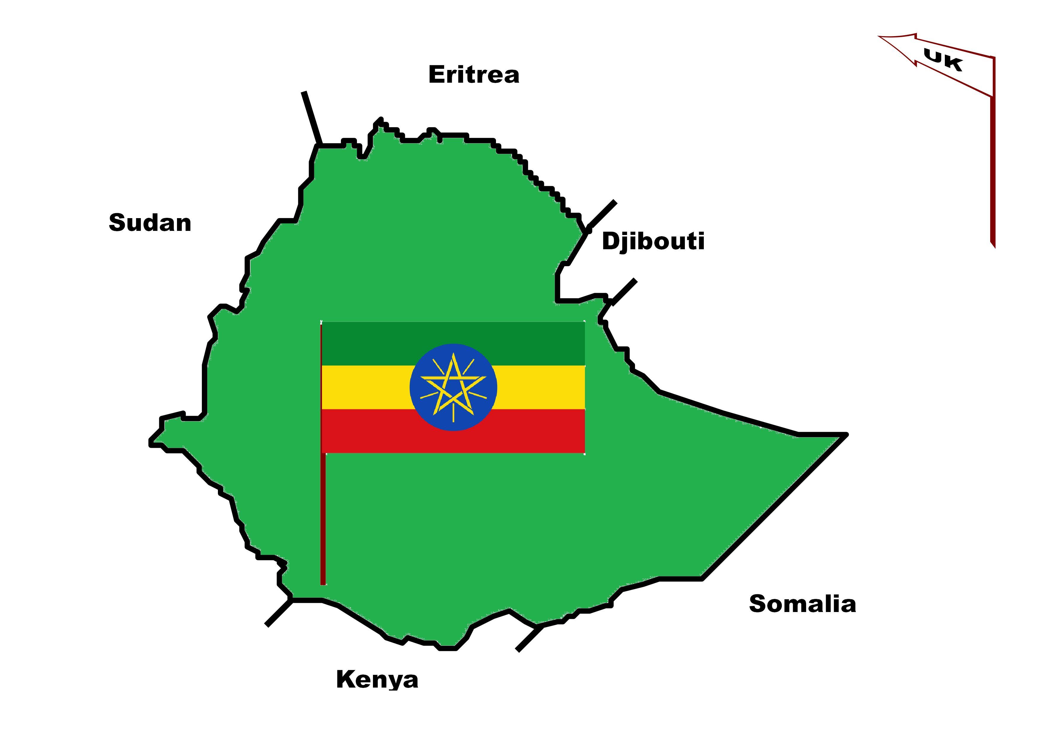 Ethiopia Who Rules Where